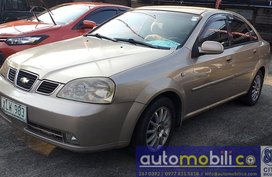 Selling 2004 Chevrolet Optra Sedan in Paranaque