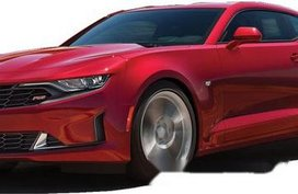 Chevrolet Camaro 2019 Automatic Gasoline for sale