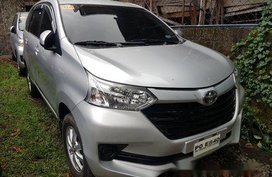 Selling Silver Toyota Avanza 2019 Manual Gasoline at 1854 km