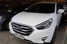 Sell White 2015 Hyundai Tucson in Marikina