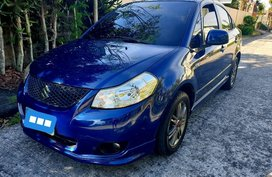 Suzuki Sx4 2008 for sale in Bacolod