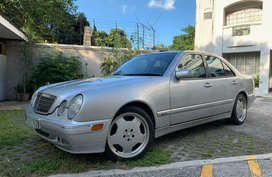 Mercedes-Benz E240 W210 2000 for sale in Quezon City