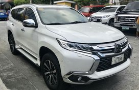2016 Mitsubishi Montero Sport for sale in Pasig City