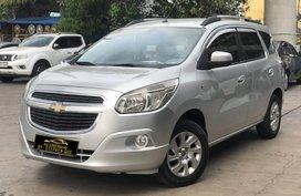 2014 Chevrolet Spin LTZ AT