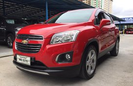 2016 Chevrolet Trax AT LS - 578T