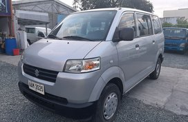 Suzuki APV 2014 Manual Gasoline