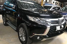 2016 Mitsubishi Montero Sport for sale in Quezon City