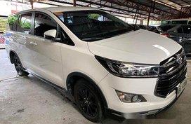 White Toyota Innova 2019 at 3500 km for sale