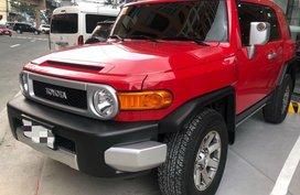 2016 Toyota Fj Cruiser for sale in Quezon City