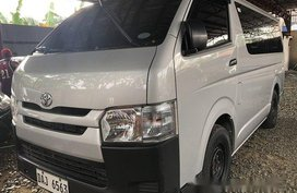 Selling Toyota Hiace 2019 at 3800 km in Quezon City