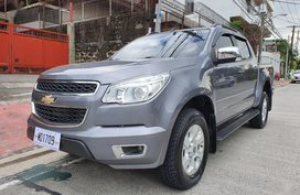 2016 Chevrolet Colorado for sale in Quezon City