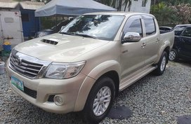 2012 Toyota Hilux for sale in Parañaque