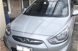 Hyundai Accent 2014 for sale in Manila