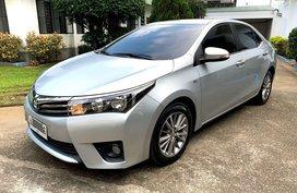 2015 Toyota Corolla Altis for sale in Quezon City