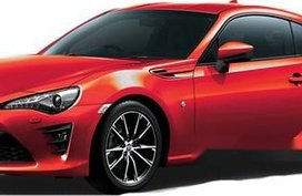 Selling Toyota 86 2019 Manual Gasoline