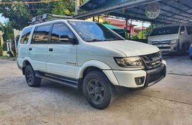White Isuzu Crosswind 2016 Automatic Diesel for sale