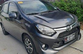 Toyota Wigo G 2017 Automatic