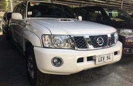 2014 Nissan Patrol 4x4 Automatic Diesel