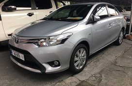 2017 Toyota Vios 1.3 E Manual Gas