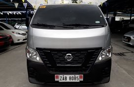 2019 Nissan NV350 Urvan Manual Diesel