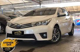 2015 Toyota Altis 1.6 V Gas Automatic