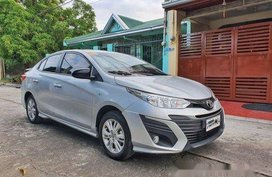 Sell Silver 2019 Toyota Vios at 5000 km