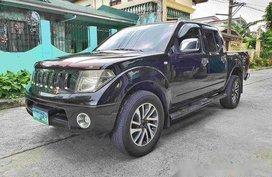 Sell Black 2010 Nissan Frontier navara in Manila