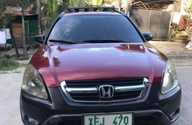 Honda Cr-V 2002 for sale in San Jose Del Monte