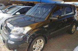 Selling Black Kia Soul 2012 Automatic Gasoline in Manila