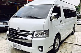 2018 Toyota Hiace for sale in Mandaue