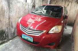 Selling Red Toyota Vios 2012 Manual Gasoline