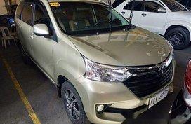 Selling Beige Toyota Avanza 2017 in Quezon City
