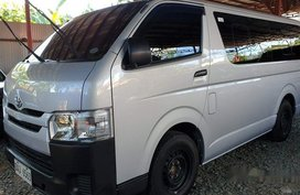 Sell 2019 Toyota Hiace in Quezon City