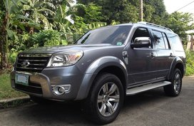 2010 Ford Everest A/T Limited Edition