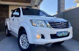 2014 4x2 Toyota Hilux G A/T Diesel