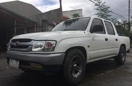 2004 Toyota Hilux 4x2 Manual Diesel