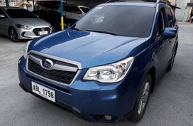 2015 Subaru Forester Automatic Gas