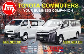 Toyota Commuter 2020 Super Sale
