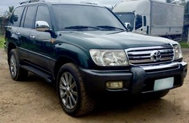 1999 Toyota Land Cruiser 100 Local Version
