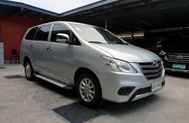 Toyota Innova 2015 E Diesel Automatic for sale in Las Pinas