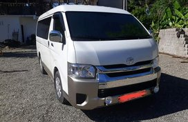 2014 Toyota Hiace GL Grandia for sale in Quezon City