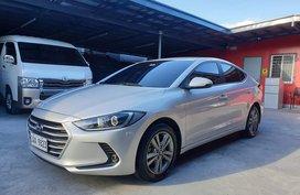 Hyundai Elantra 2017 Automatic Gas