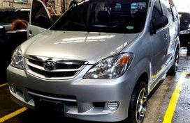2010 Toyota Avanza J 1.3 Manual Tranny