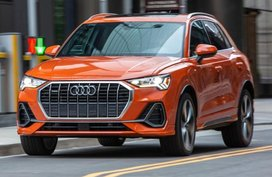 2020 Audi Q3 Automatic Gasoline for sale