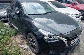 Selling Black Mazda 2 2016 Automatic Gasoline