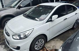 White Hyundai Accent 2018 for sale in Quezon City