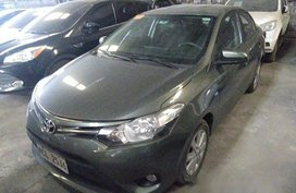 Selling Grey Toyota Vios 2018 at 36000 km