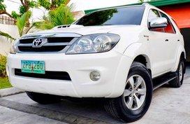 Toyota Fortuner V 4x4 Diesel A/T
