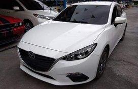 2016 Mazda 3 Sedan Automatic Gas