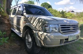 Rush FORD EVEREST 2004 DIESEL MATIC